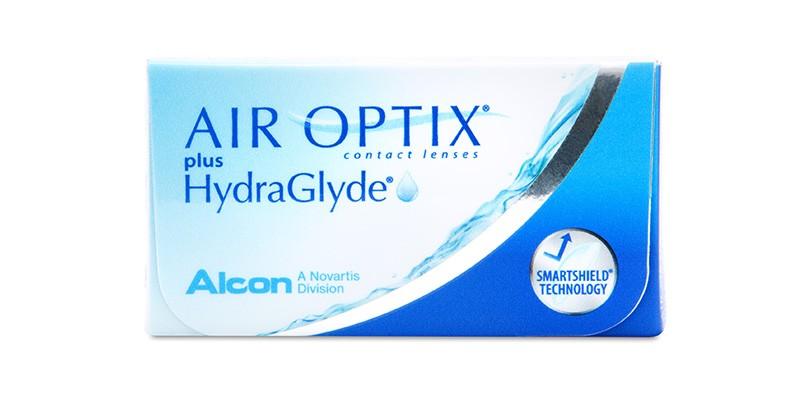 Air Optix Hydraglyde 6pk Optieasy
